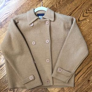 J McLaughlin-wool jacket-great for fall